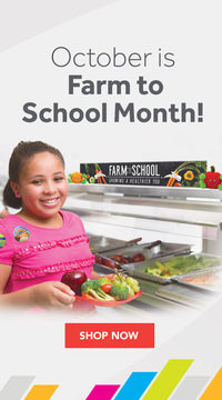 October Farm to School Month