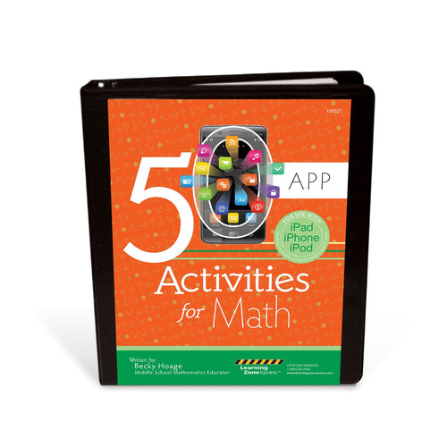 50 Apps Activities for Math