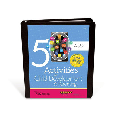 50 App Activities for Child Development & Parenting