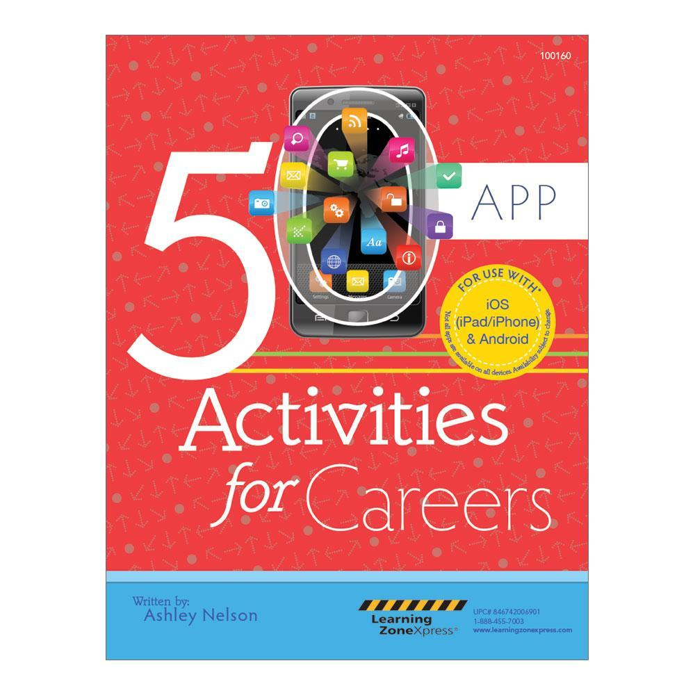 50 App Activities for Careers | Lesson Plans
