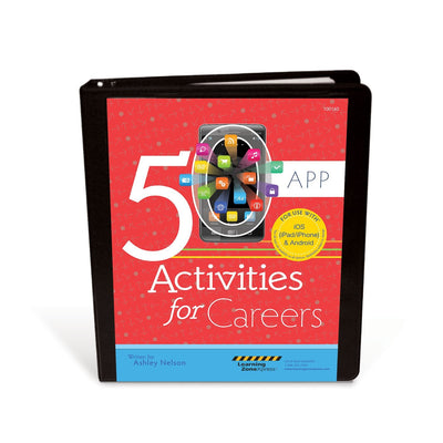 50 App Activities for Careers