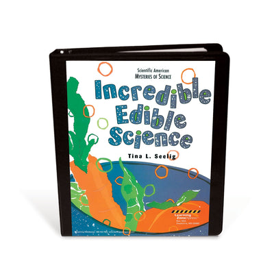 Incredible Edible Science Cookbook