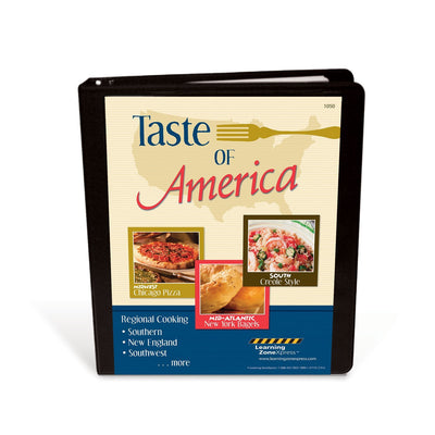 Taste of America Mini-Unit