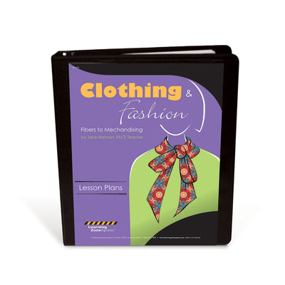 Clothing/Fashion Merchandising Lesson Plans