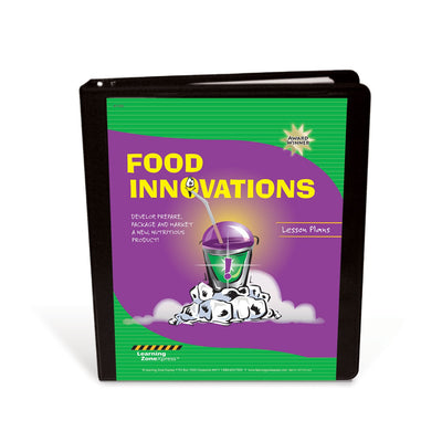 Food Innovations Lesson Plans