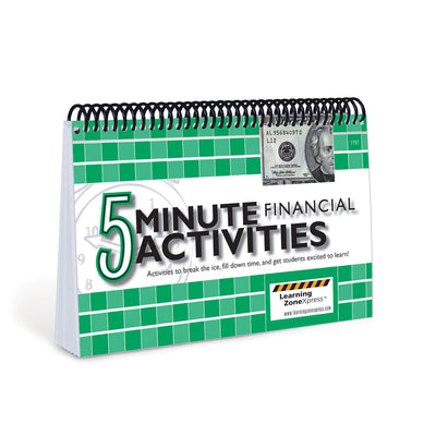 5 Minute Financial Activities