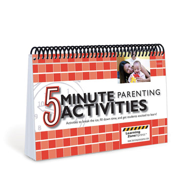5 Minute Parenting Activities