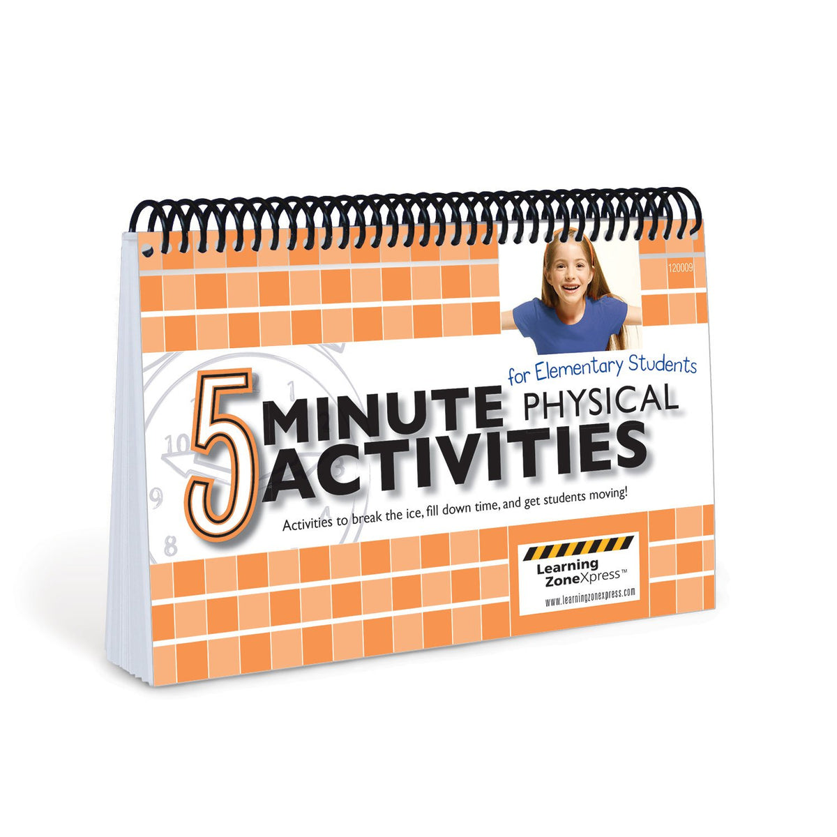 5 Minute Physical Activities for Elementary Age Kids