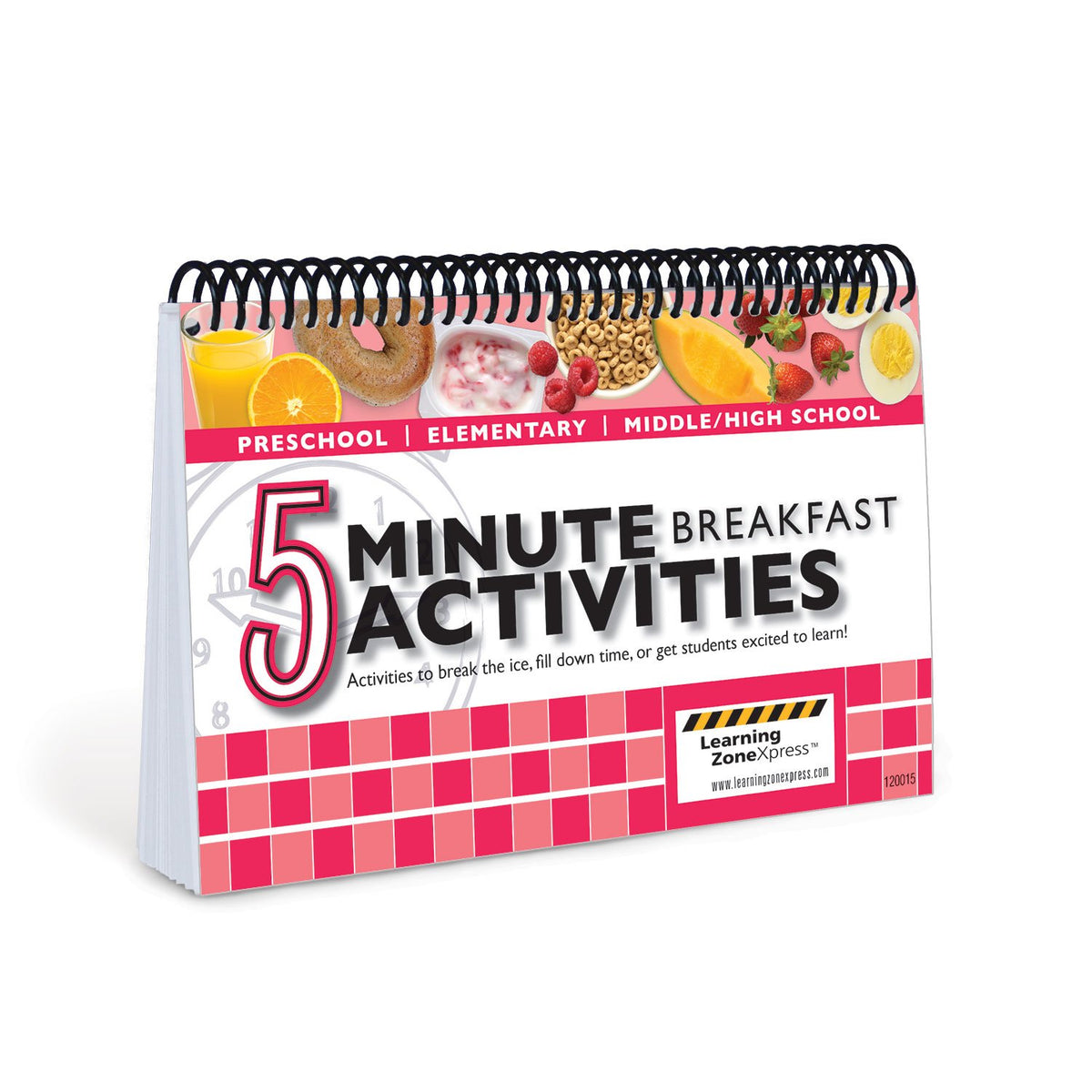 5 Minute Breakfast Activities