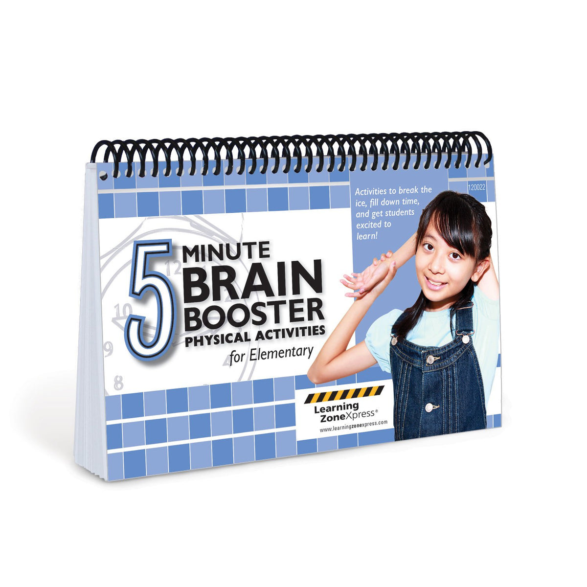 5 Minute Brain Booster Physical Activities for Elementary