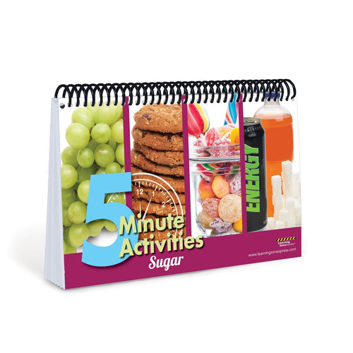 5 Minute Sugar Activities