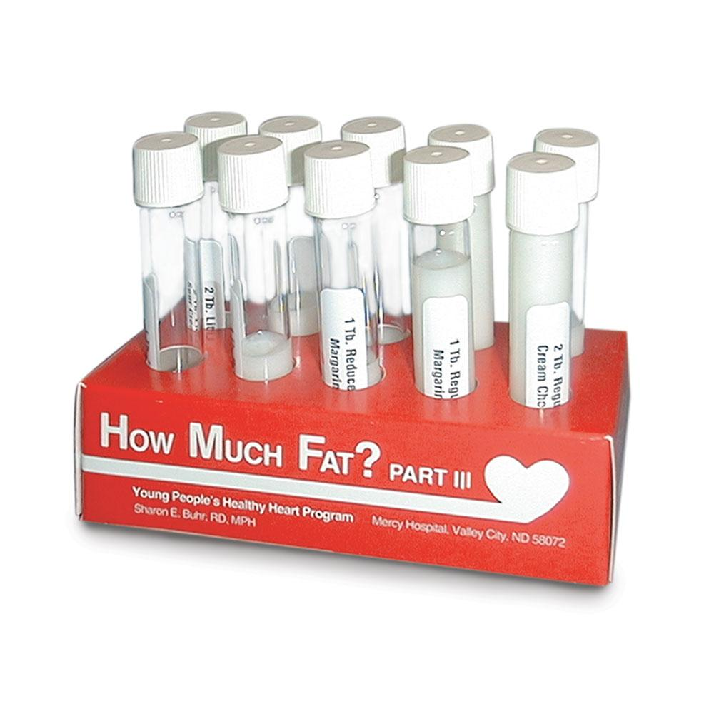 Test Tubes of Fat - Part 3