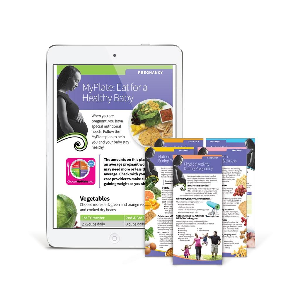 Pregnancy Education Cards Digital Subscription