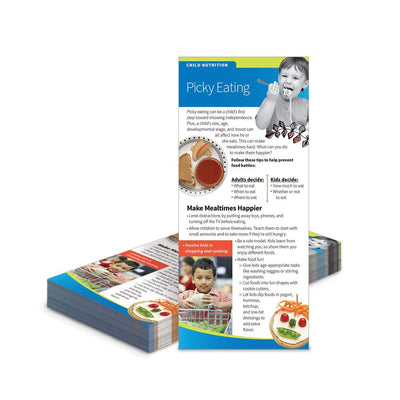 Picky Eating Education Cards