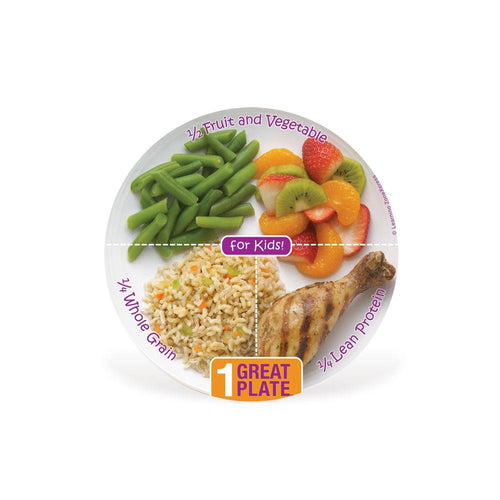 Kids 1 Great Plate® Magnet