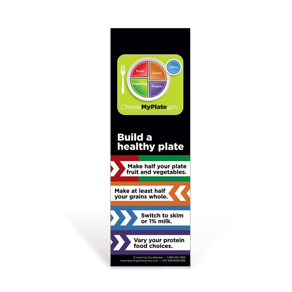 USDA MyPlate Magnets