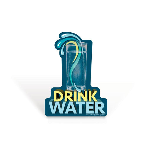 Drink Water Magnets
