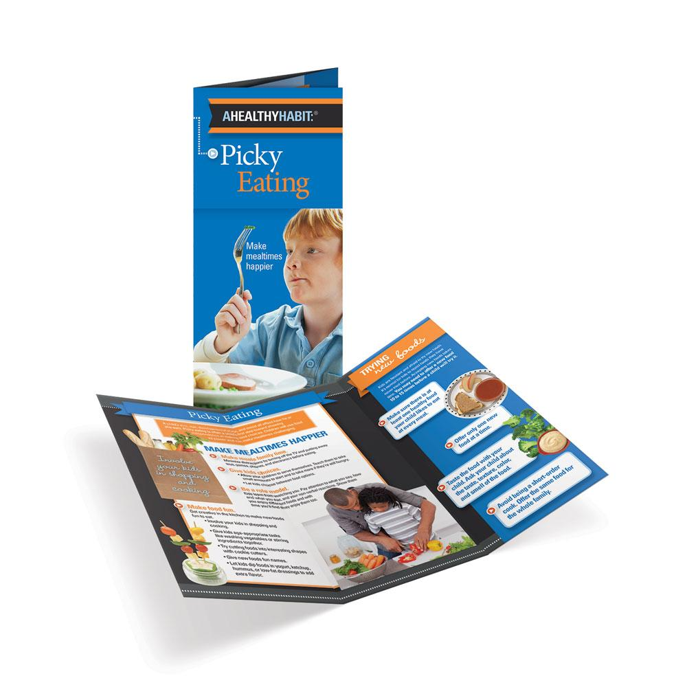 Picky Eating Tri-Fold Brochures