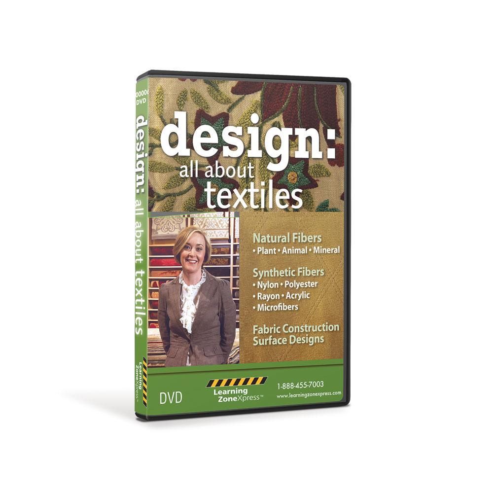 Design: All About Textiles DVD