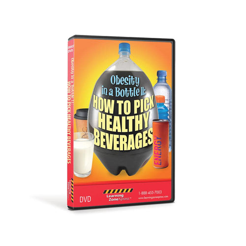 Obesity in a Bottle II: How to Pick Healthy Beverages Video