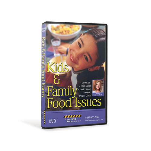 Kids & Family Food Issues DVD