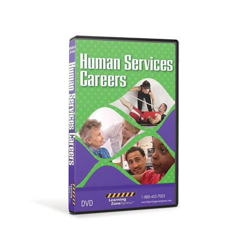Human Services Careers DVD