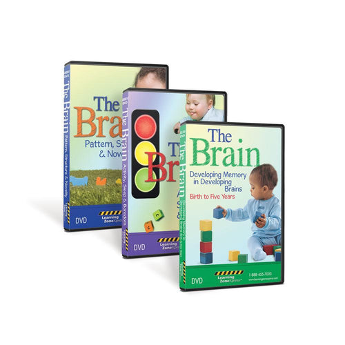 Brain DVD Series