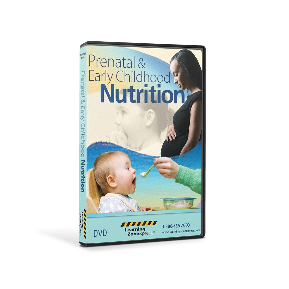 Prenatal & Early Childhood Nutrition DVD