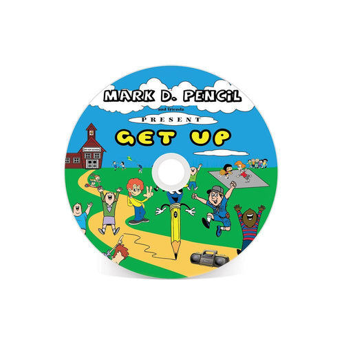 Get Up Physical Activity CD
