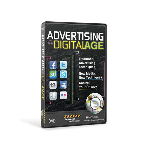Advertising in the Digital Age DVD
