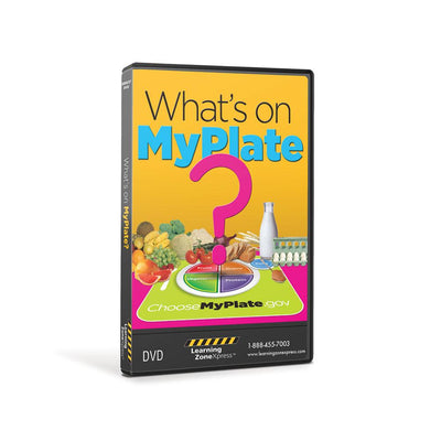 What's On MyPlate? DVD