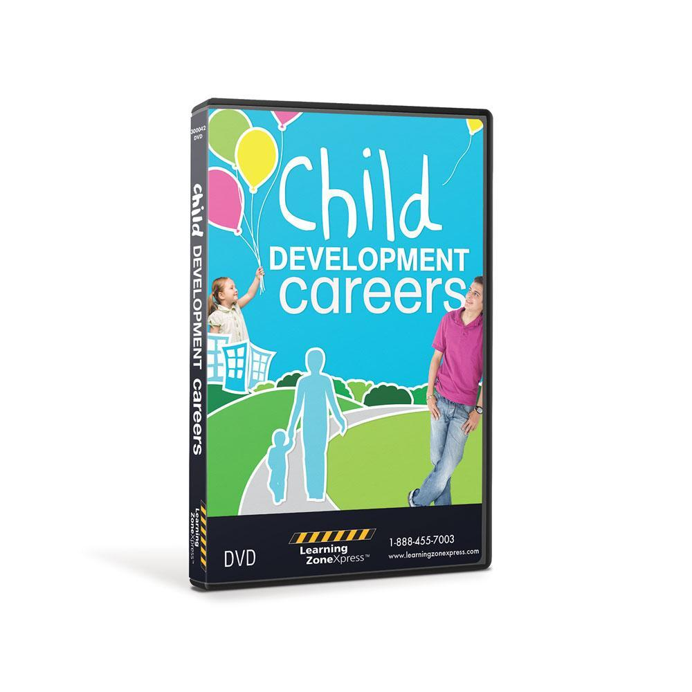 Child Development Careers DVD