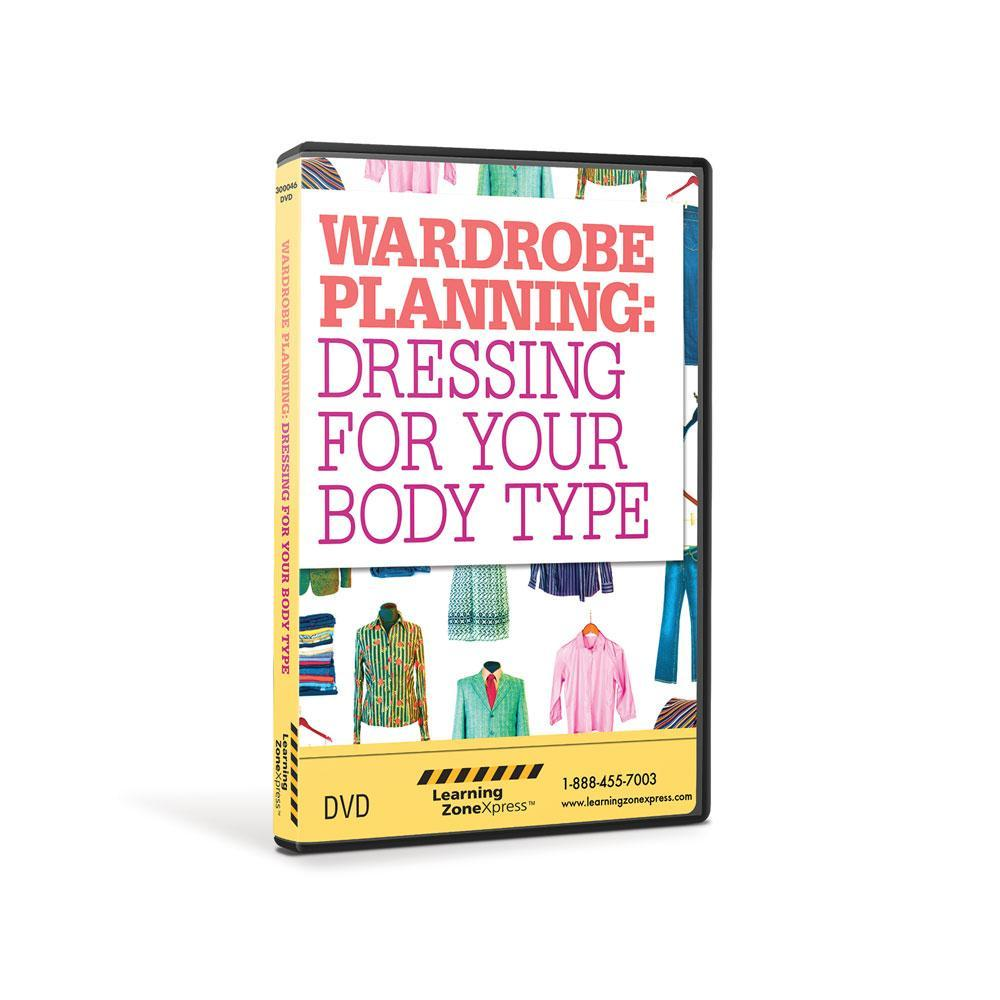 Wardrobe Planning:  Dressing for Your Body Type DVD