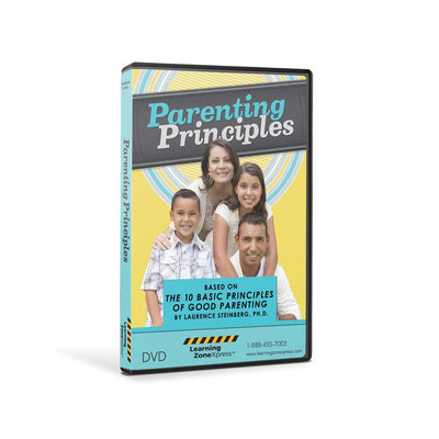 Parenting Principles DVD