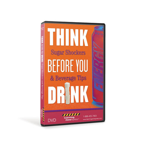 Think Before You Drink DVD