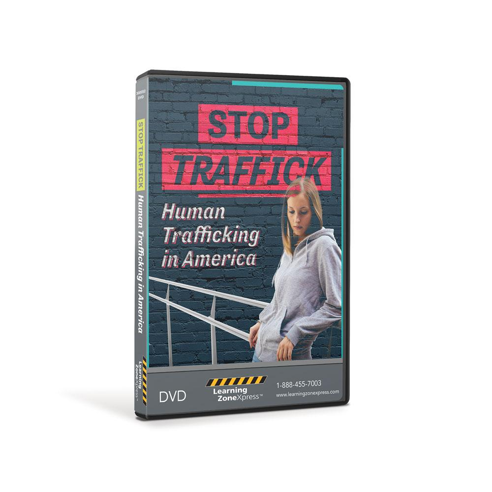 Stop Traffick:  Human Trafficking in America DVD