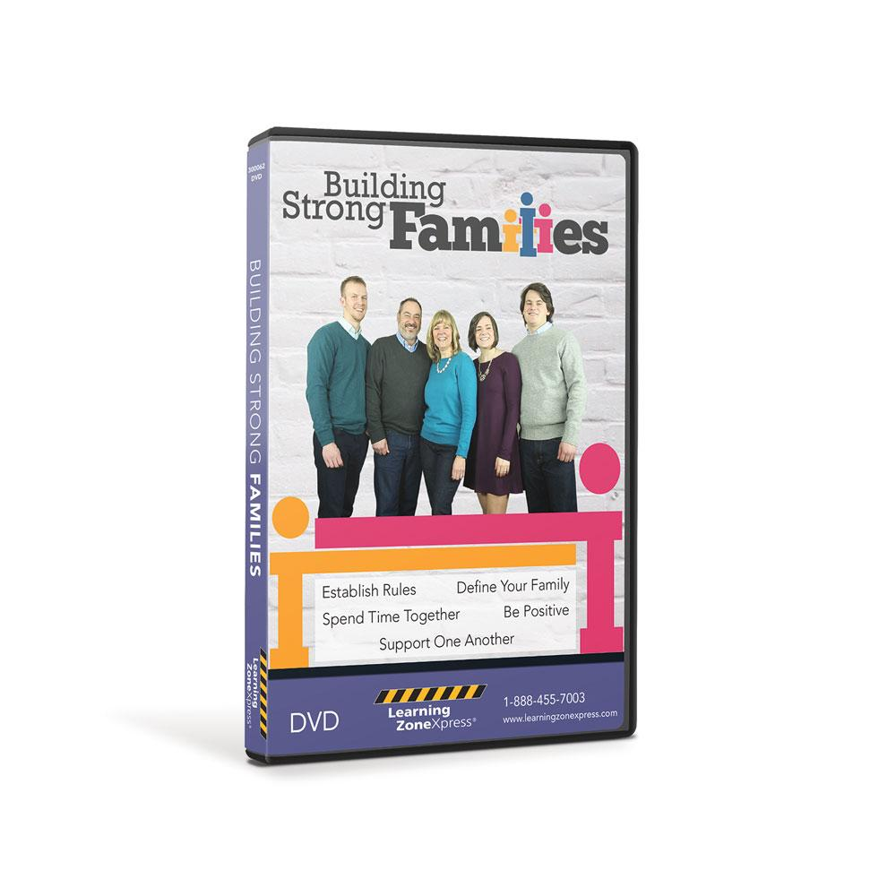 Building Strong Families DVD