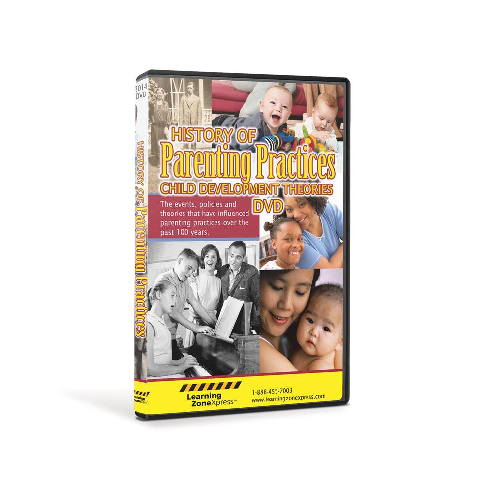 History of Parenting Practices DVD