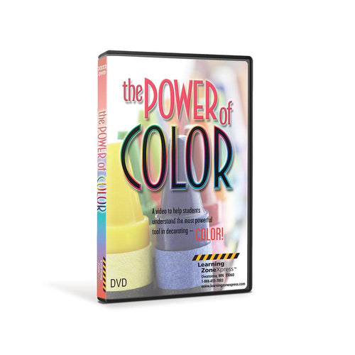 The Power of Color DVD