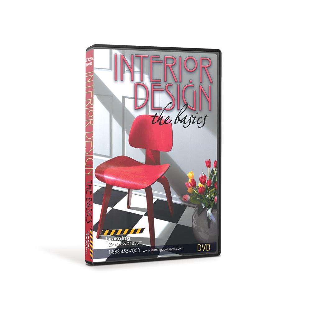 Interior Design DVD