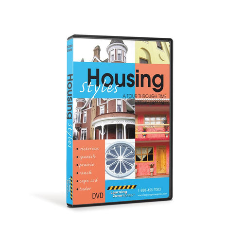 Housing Styles DVD