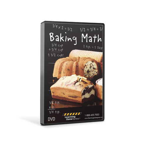 Baking Math DVD