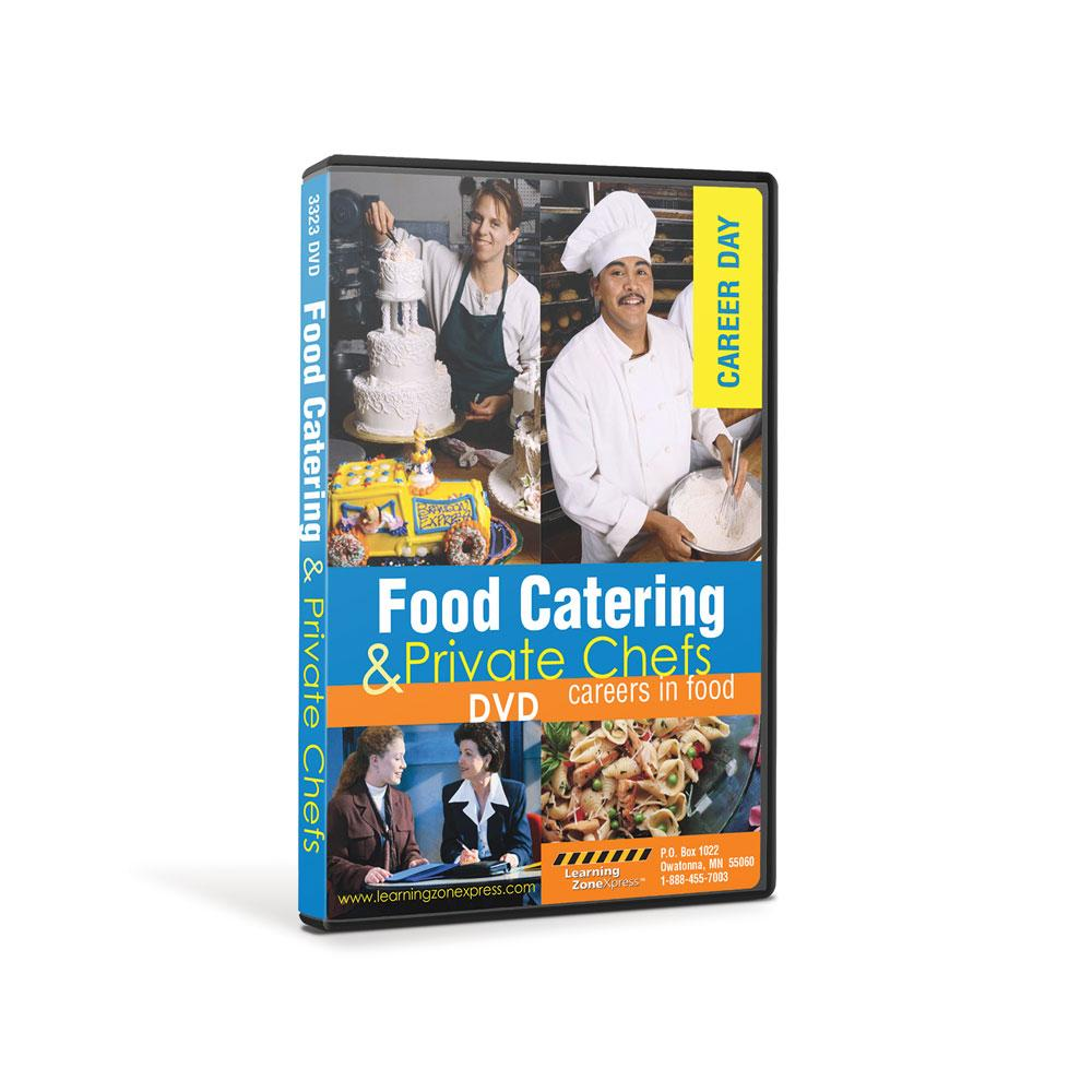Food Catering & Private Chefs DVD