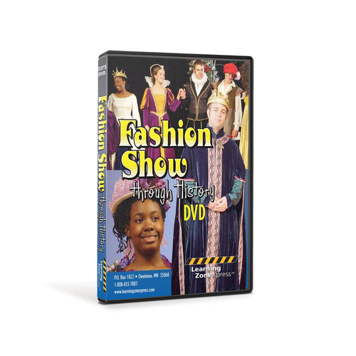 Fashion Show Through History DVD