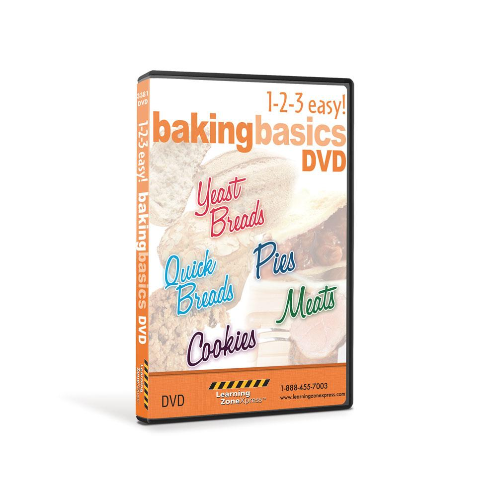 Baking Basics DVD Set