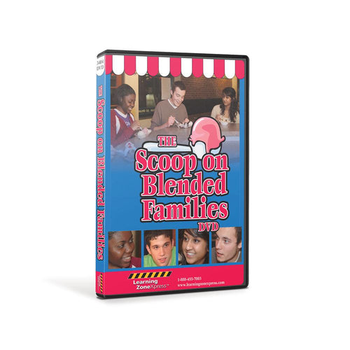The Scoop on Blended Families DVD