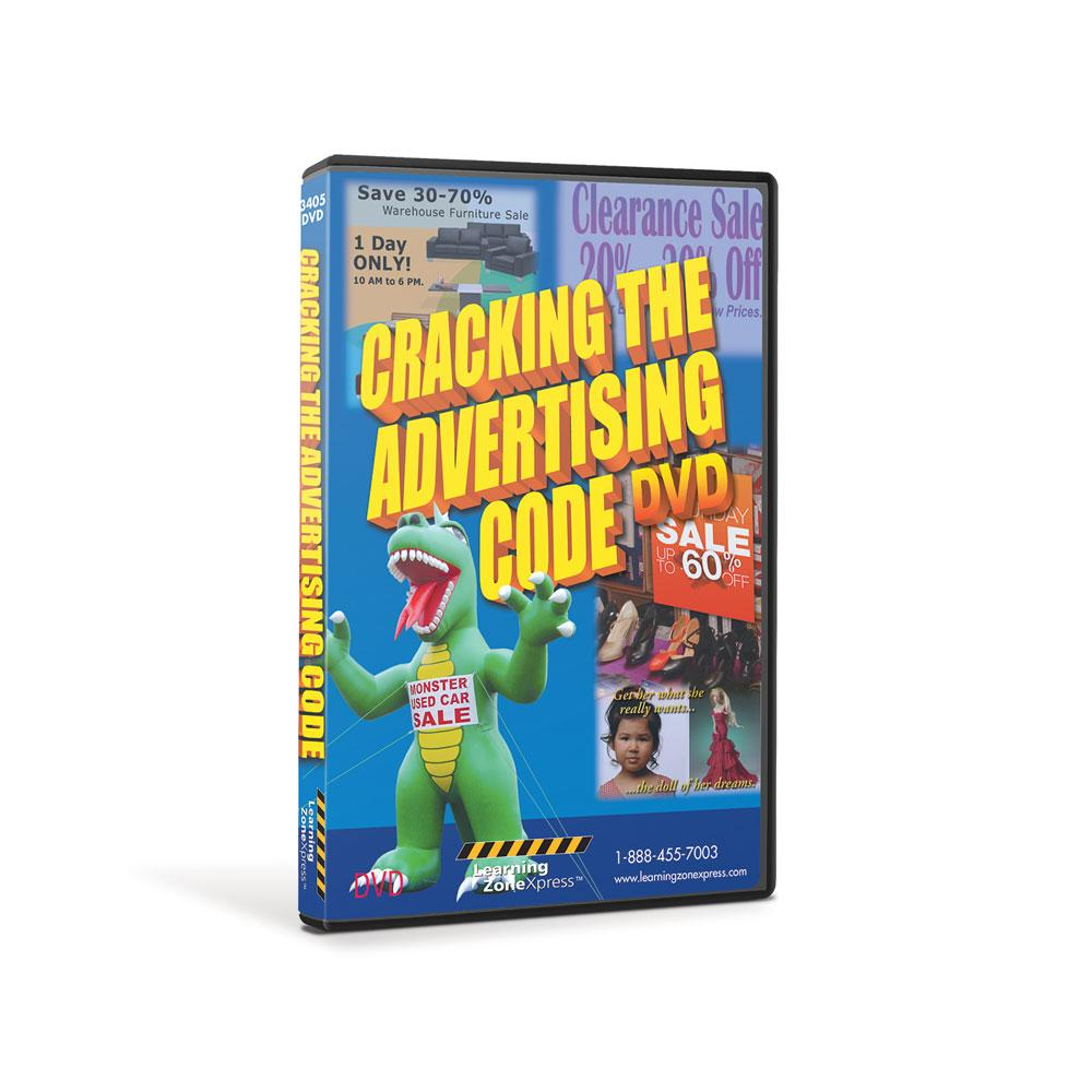 Cracking the Advertising Code DVD