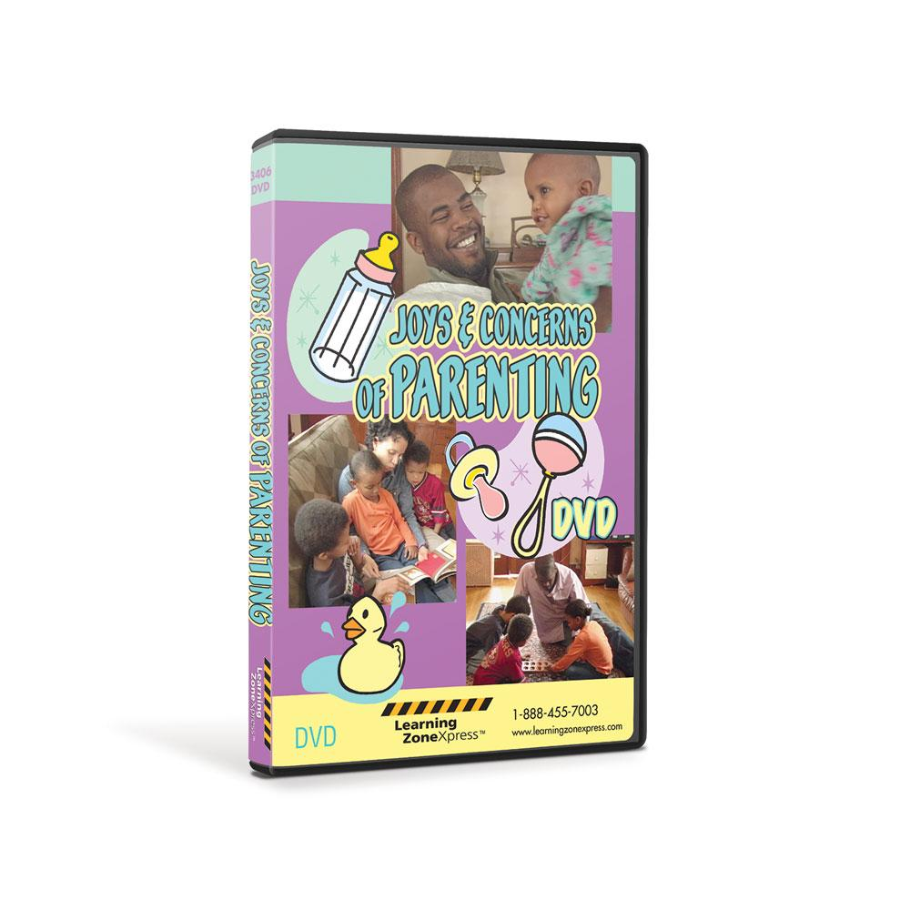 Joys & Concerns of Parenting DVD