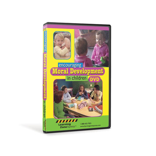 Encouraging Moral Development in Children  DVD