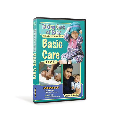 Basic Baby Care DVD